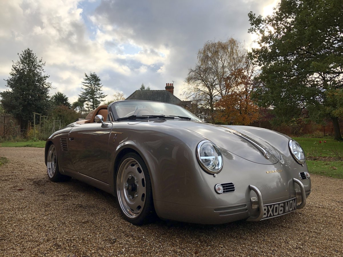 2006 Iconic Autobody 387 Speedster Homage For Sale (picture 11 of 24)