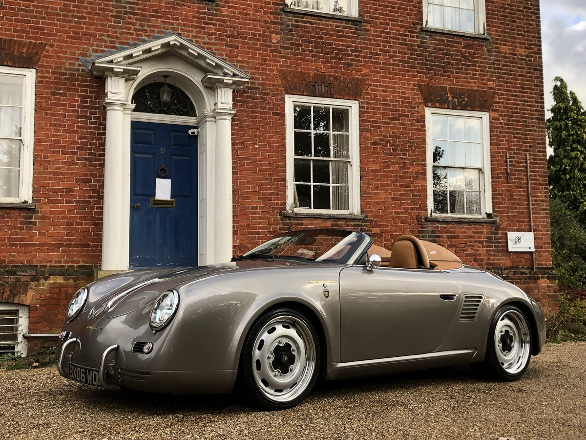 2006 Iconic Autobody 387 Speedster Homage For Sale (picture 14 of 24)