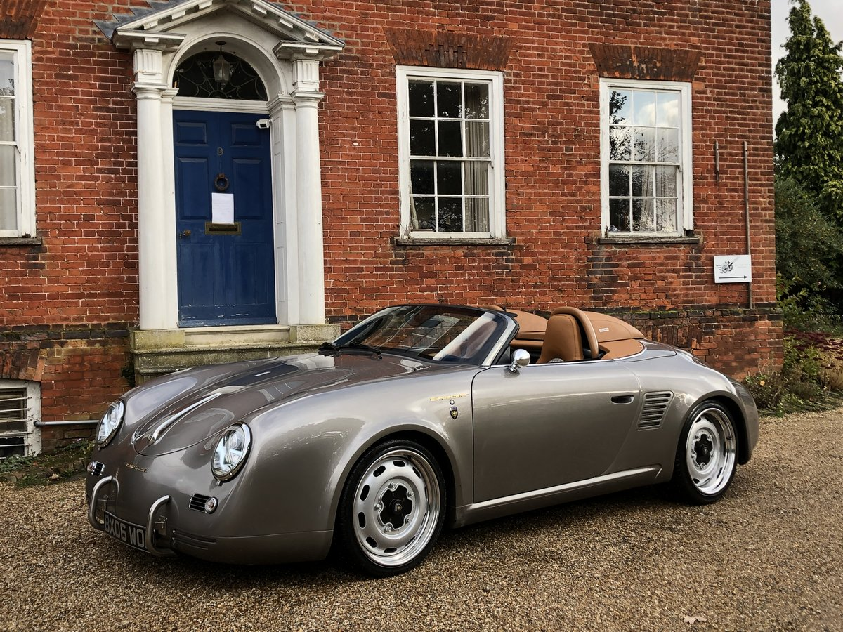 2006 Iconic Autobody 387 Speedster Homage For Sale (picture 24 of 24)
