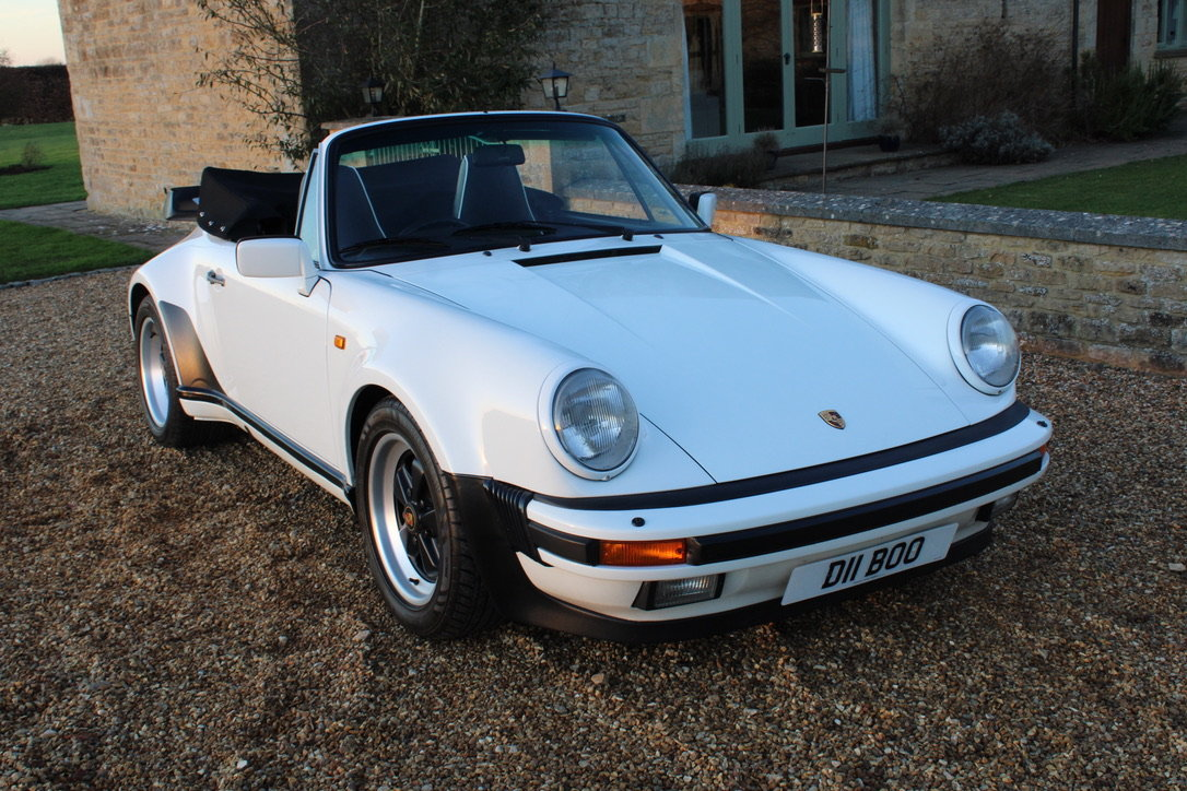1987 PORSCHE 911 SUPERSPORT CAB – 60,000 MILES – £75,950 For Sale (picture 7 of 23)