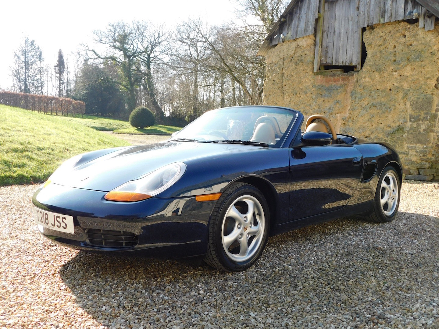 1999 Porsche Boxster 2.5 manual - 16k miles, 2 owners, incredible For Sale (picture 4 of 6)