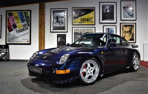 1995 Porsche 911 RS Evocation SOLD