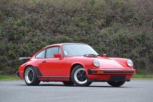 1989 Porsche 911 3.2L Clubsport M637 For Sale by Auction