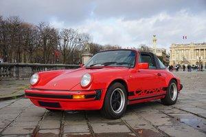 1976 Porsche Carrera 3.0 L Targa No reserve
