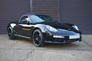 2011 Porsche 987.2 Boxster S 3.4 Black Edition PDK (15,500 miles) SOLD