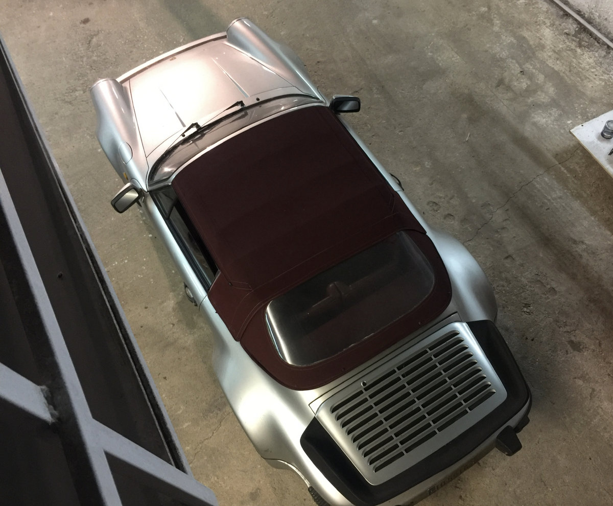1987 911 930 Supersport Turbo body 3.6 RS engine For Sale (picture 3 of 6)