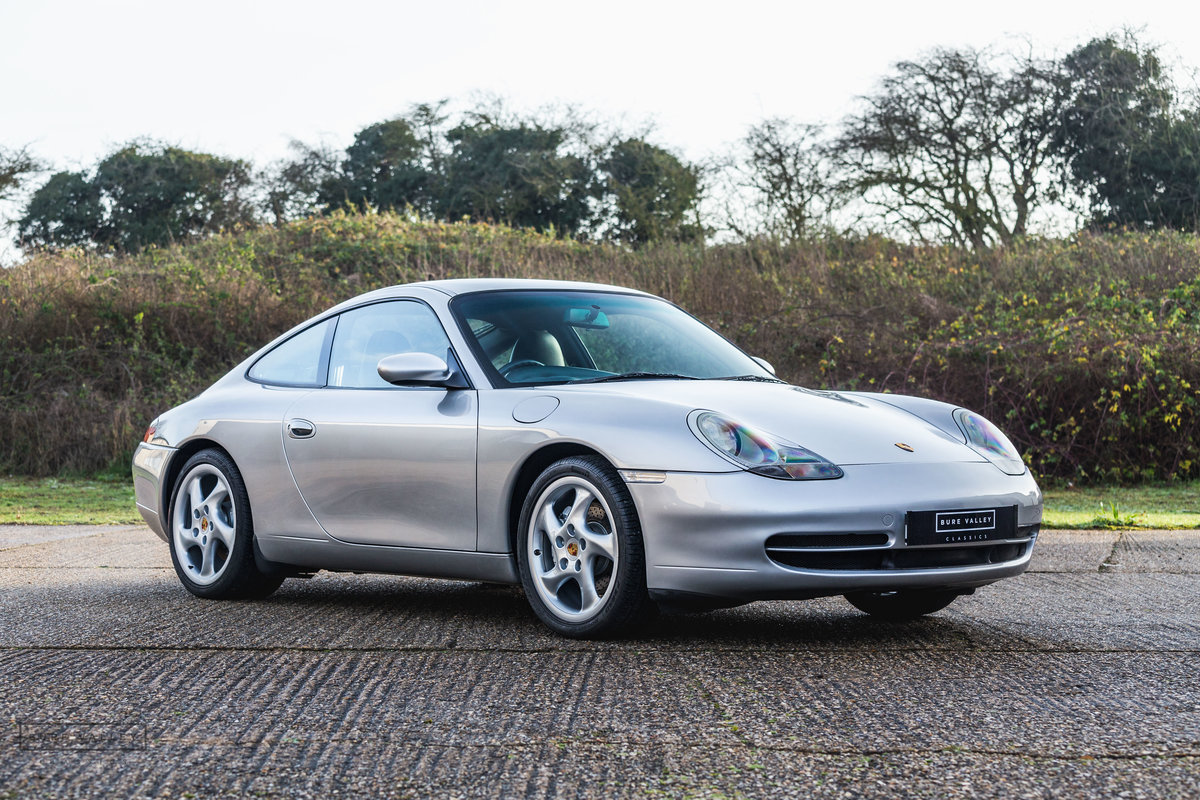 1999 Porsche 911 (996) Carrera 4 For Sale (picture 1 of 6)
