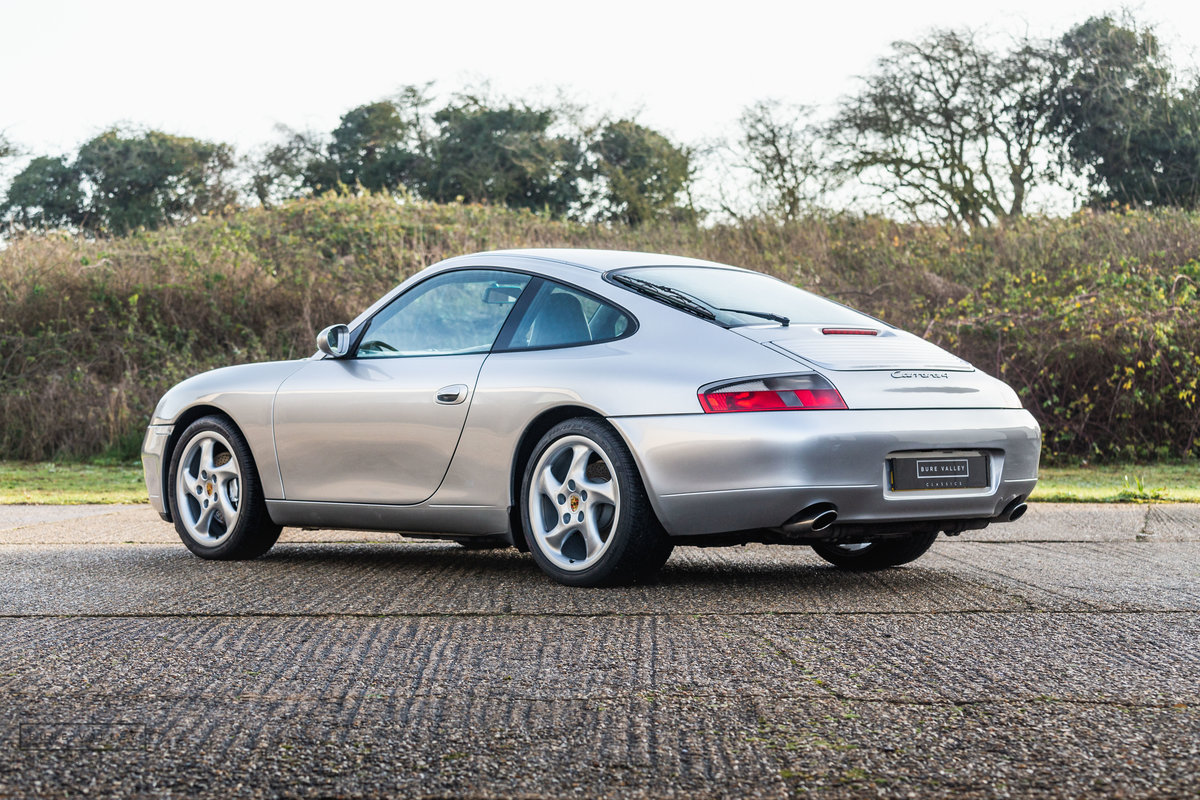 1999 Porsche 911 (996) Carrera 4 For Sale (picture 2 of 6)