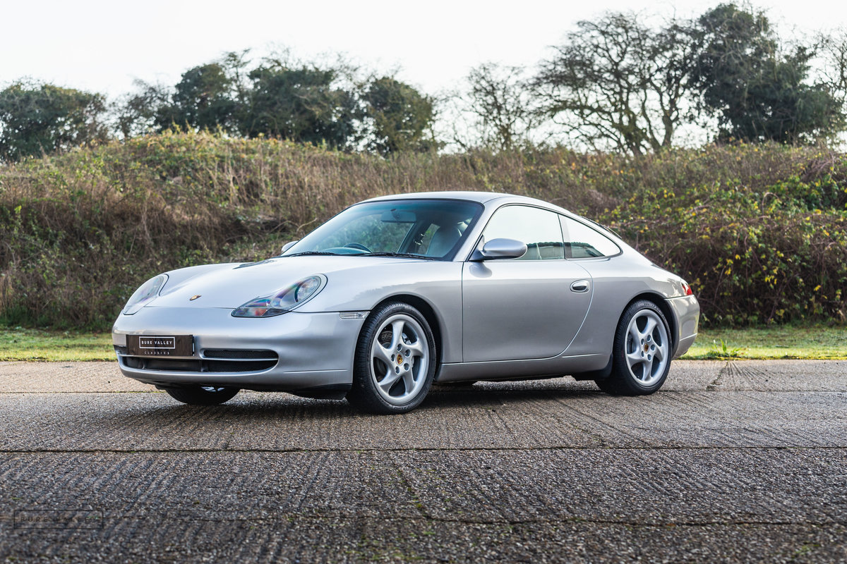 1999 Porsche 911 (996) Carrera 4 For Sale (picture 4 of 6)