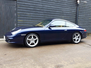 2002 PORSCHE 911/996 3.6 CARRERA 2 COUPE Tip S (One Owner - FSH) For Sale