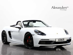 2018 18 18 PORSCHE 718 BOXSTER GTS 2.5T PDK For Sale