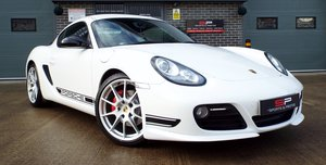 2011 Porsche Cayman R 3.4 Manual Carrera White Gloss