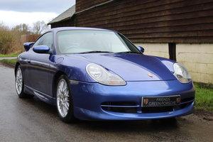 2000 Porsche 911 996 Carrera Manual - A Special Example