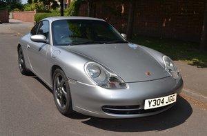 2001 Porsche 911 Carrera 2