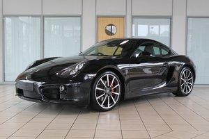 2014 Porsche Cayman (981) 3.4 S PDK For Sale