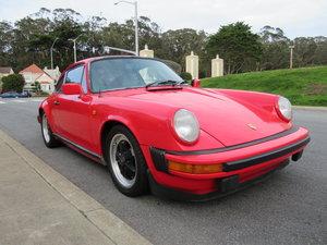 1980 Porsche 911SC Euro Coupe - Rare Pasha Interior