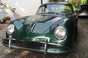 1957 Matching number Porsche 356 A (T1) LHD coupe SOLD