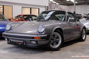 1987 Porsche 911 Carrera 3.2 Sport coupe (G50 manual) For Sale