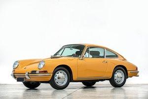 1966 Porsche 911 SWB
