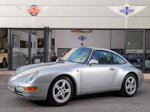 1996 Porsche 911 (993) Targa Tiptronic S For Sale