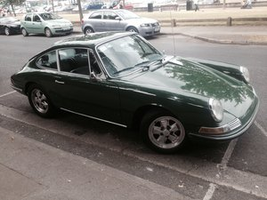 1966 Porsche 911 Original MY For Sale