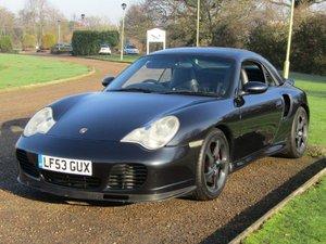 2003 Porsche 911 (996) Turbo Tip Cab at ACA 25th January