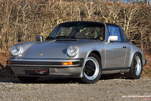1981 Porsche 911 SC 3.2 Targa manual