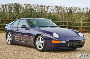 Picture of 1994 PORSCHE 968 CLUB SPORT SOLD