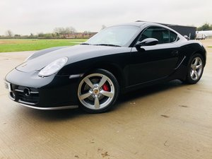 2006 Porsche Cayman S Tip S, Low Mileage, FSH, High Spec..
