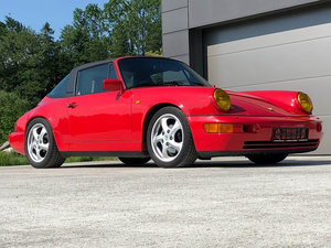 1990 Well looked after RHD 964 C4 Targa for sale in Poland For Sale