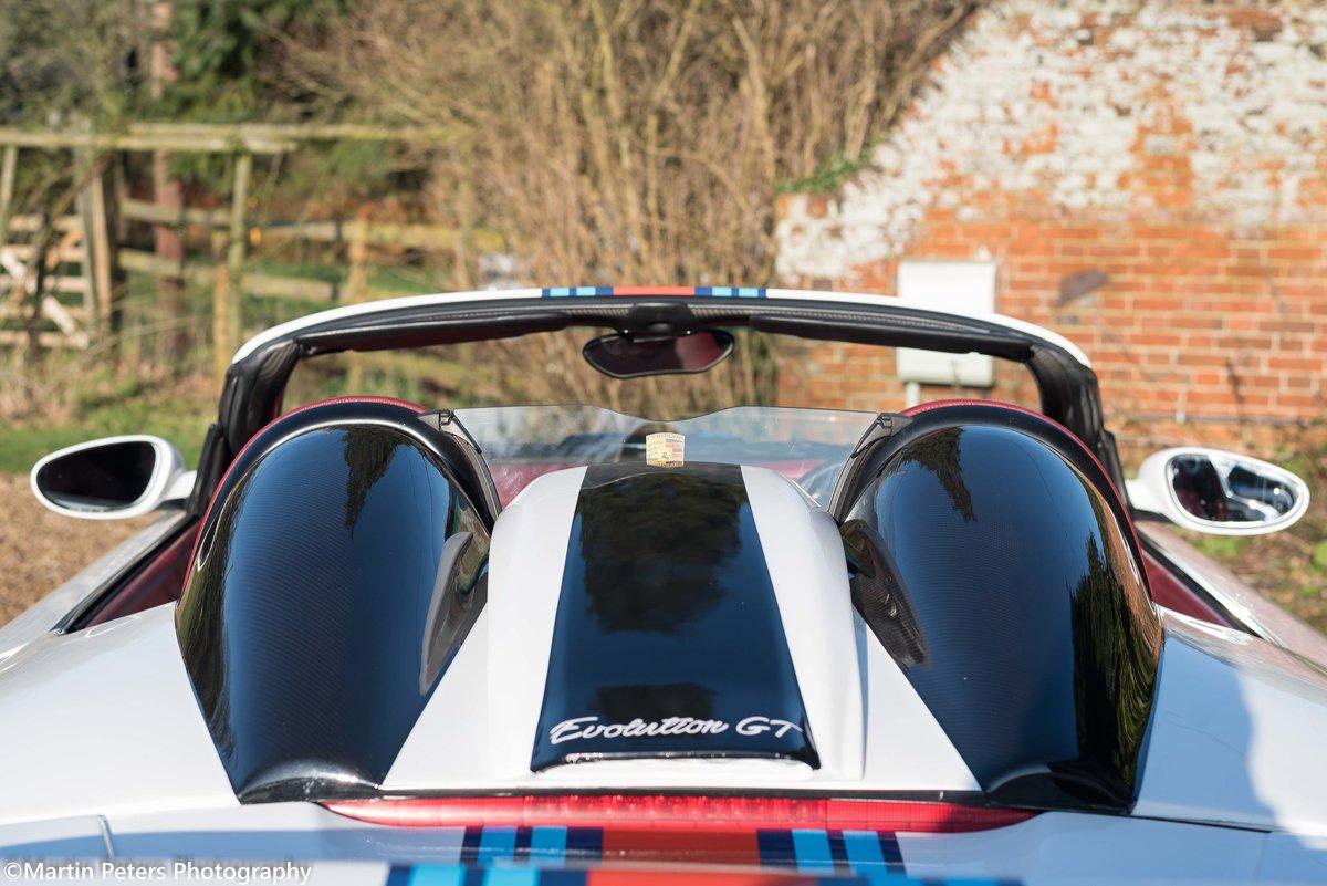 2000 Turismo Evolution GT S Cabriolet / Speedster For Sale (picture 12 of 24)
