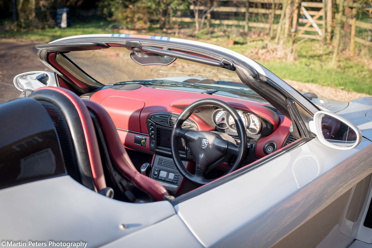 2000 Turismo Evolution GT S Cabriolet / Speedster For Sale (picture 13 of 24)