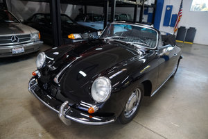 1964 Porsche 356C Cabriolet with matching #'s eng/trans SOLD