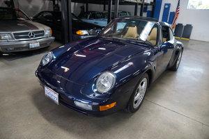 1997 Porsche 911 993 TARGA 6 spd Coupe SOLD