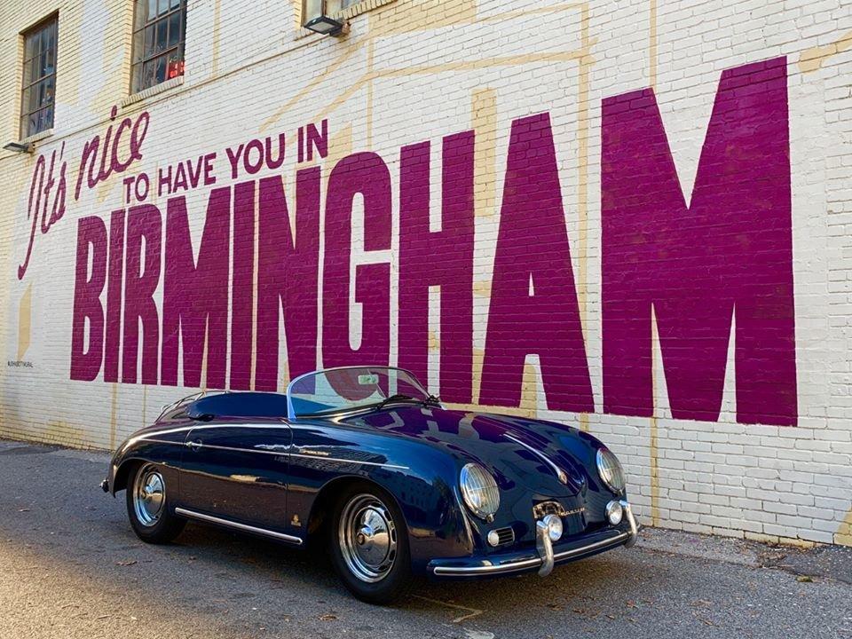 1957 Porsche Speedster Replica (Birmingham, AL) $29,999 obo For Sale (picture 1 of 6)