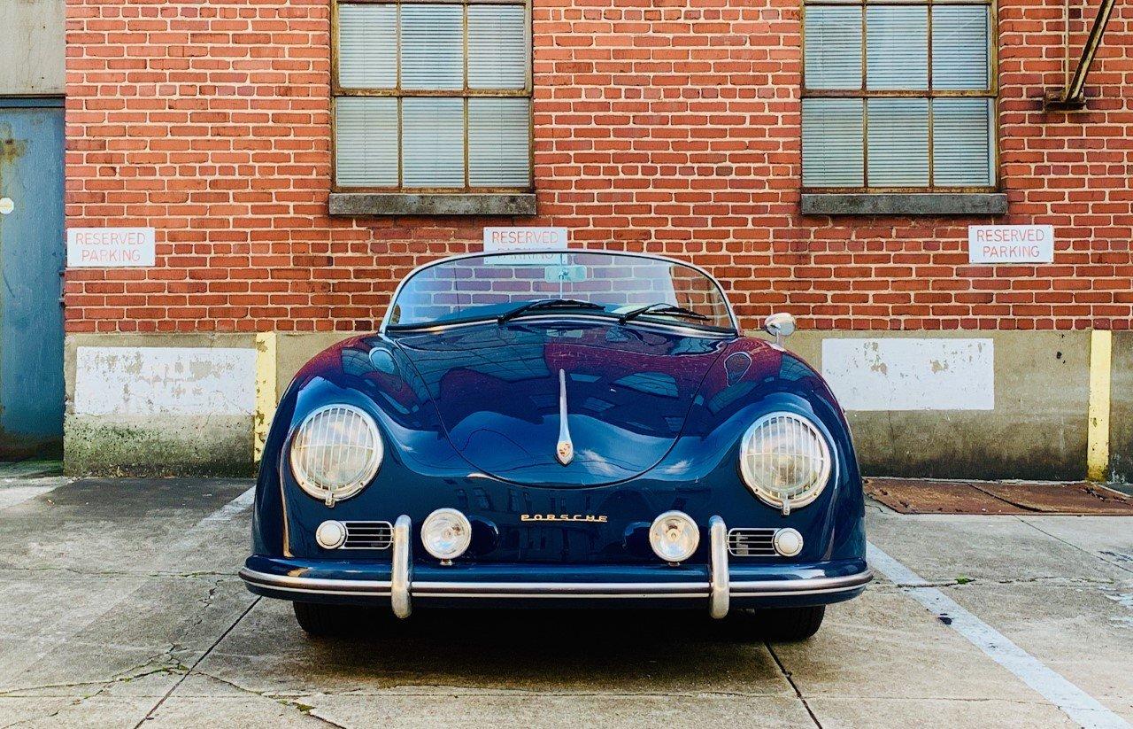 1957 Porsche Speedster Replica (Birmingham, AL) $29,999 obo For Sale (picture 2 of 6)