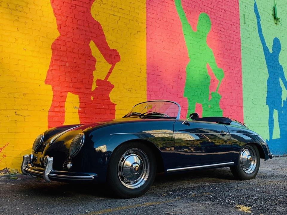 1957 Porsche Speedster Replica (Birmingham, AL) $29,999 obo For Sale (picture 3 of 6)