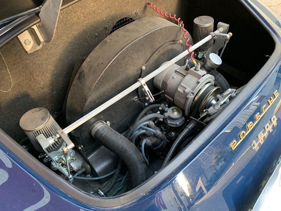 1957 Porsche Speedster Replica (Birmingham, AL) $29,999 obo For Sale (picture 5 of 6)