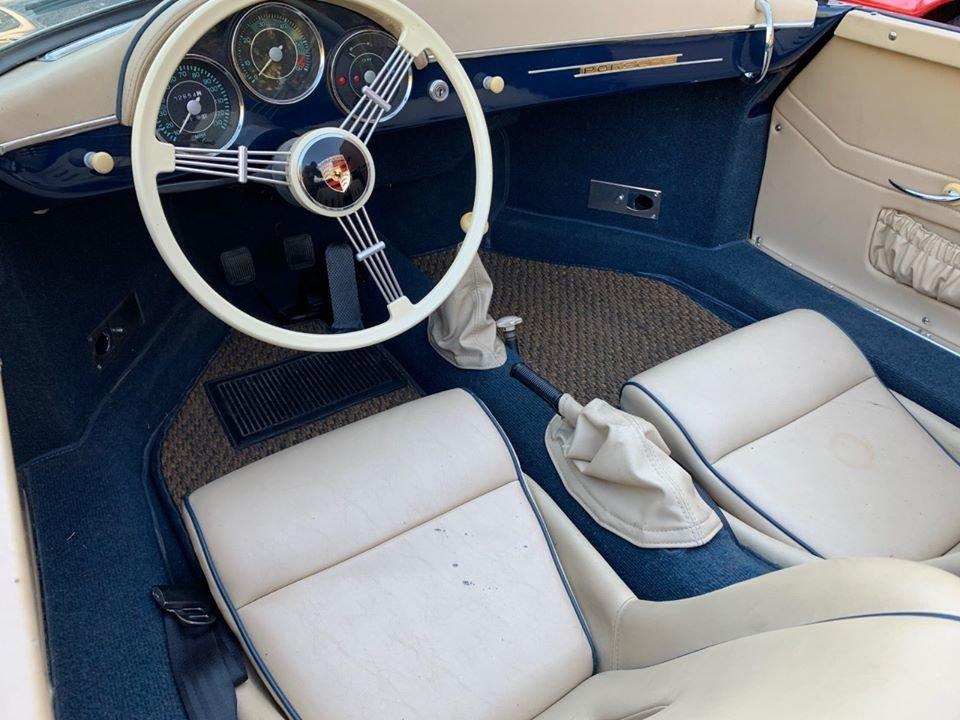 1957 Porsche Speedster Replica (Birmingham, AL) $29,999 obo For Sale (picture 6 of 6)