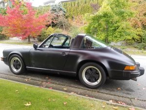 1987 Porsche 911 Targa Fresh Clutch G50 work done $59k