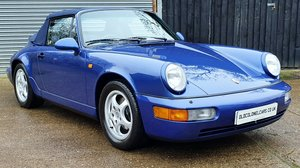 1993 Immaculate Porsche 911 964 C2 Cabriolet - ONLY 68,000 Miles For Sale
