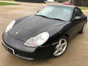 1999 Porsche 911 996 3.4 Manual Coupe, Low Mileage FSH Superb ! For Sale