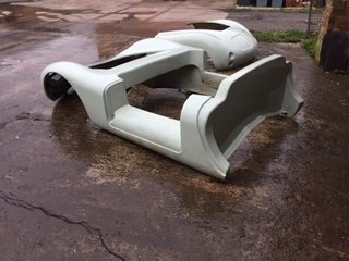 1976 Porsche SPYDER 718 RSK  KIT- PROJECT For Sale (picture 2 of 6)