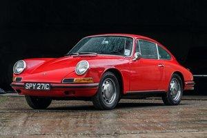 1965 Porsche 911 SWB 2.0 - No Reserve For Sale by Auction
