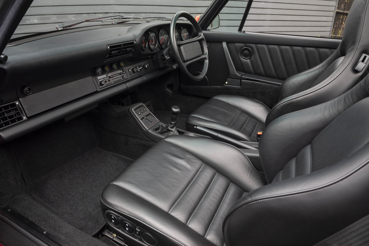 1990 Porsche 911 (964) C2 Cabriolet (ONLY 9600 MILES) For Sale (picture 8 of 15)