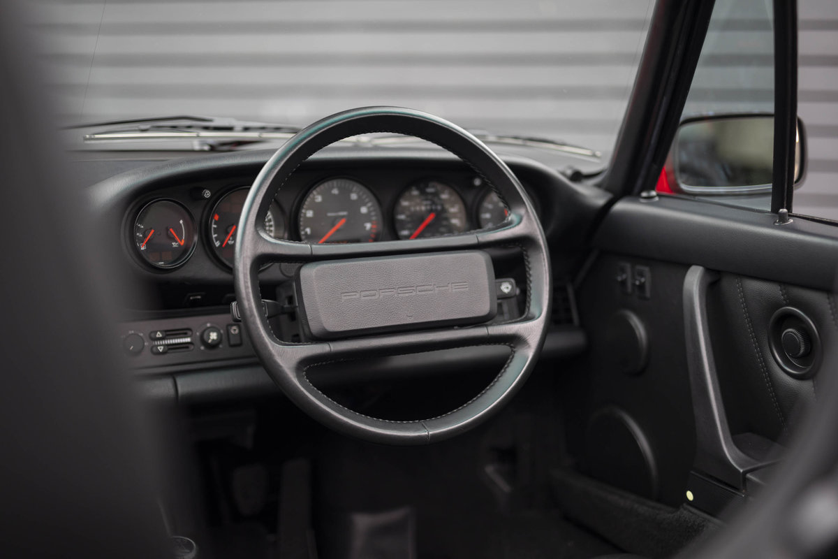 1990 Porsche 911 (964) C2 Cabriolet (ONLY 9600 MILES) For Sale (picture 10 of 15)