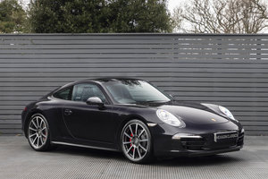 2013 Porsche 911 (991) Carrera 4 S 3.8 SOLD