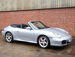 2004 Porsche 996 C4S Cabriolet For Sale