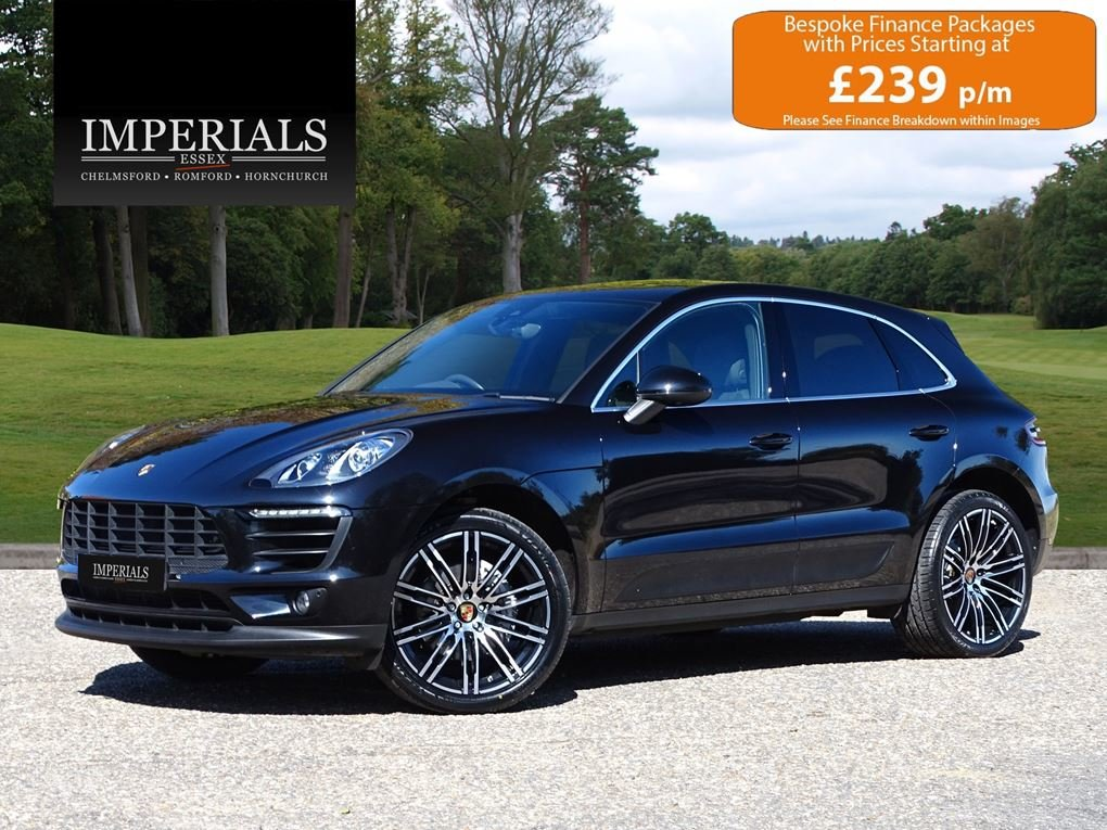 2015 Porsche  MACAN  S 3.0 D V6 AUTO  32,948 For Sale (picture 1 of 8)