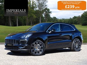 2015 Porsche  MACAN  S 3.0 D V6 AUTO  32,948 For Sale